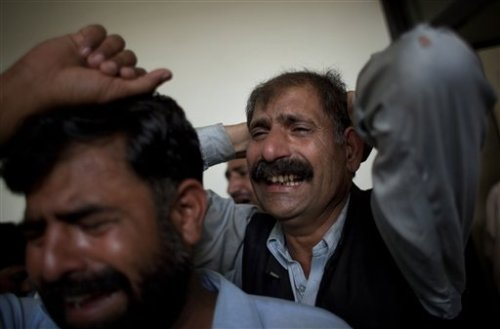 AP photo:  Chakwal, Pakistan